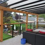 Deck Awnings Glass