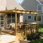 Deck Awnings Wood
