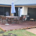 Deck Edging Picture