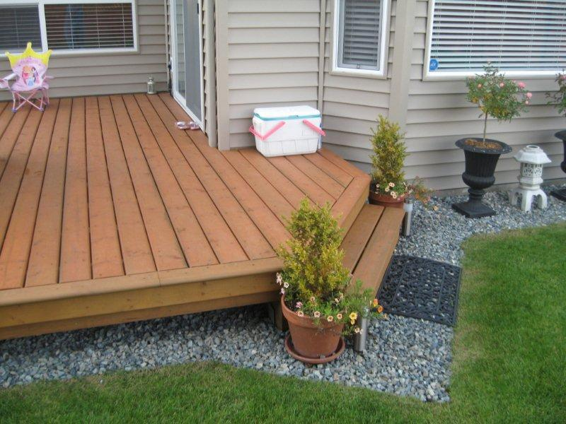 Image of: Deck Edging Review