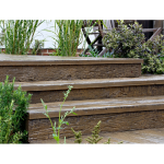 Deck Edging Rustic