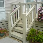 Deck Edging Stair