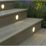 Deck Edging Staircaise