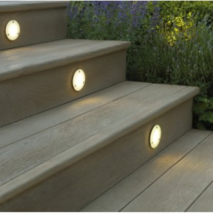 Image of: Deck Edging Staircaise