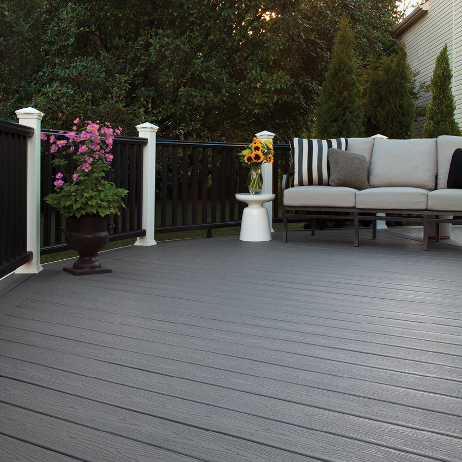Image of: Deck Skirting Material Inspiration