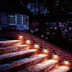 Deck Stair Lights Style