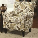 Decorating Floral Accent Chair
