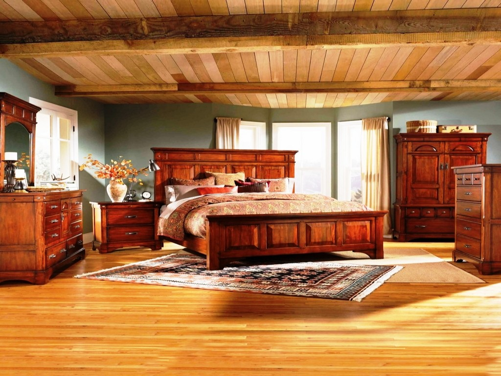 Image of: Decorating Ideas For Rustic Glam Bedroom