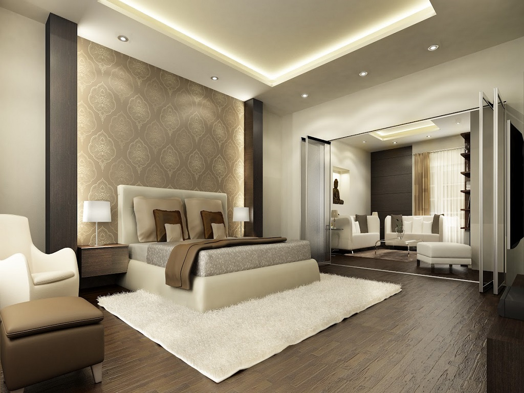 Image of: Decorating Master Bedroom Tips