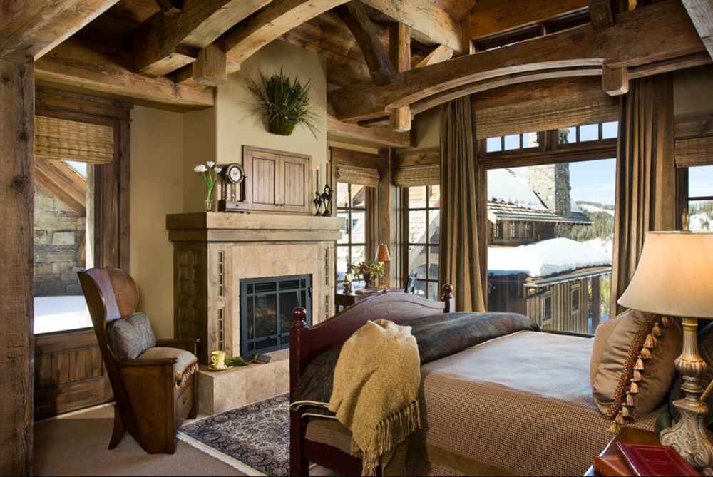 Image of: Decorating Rustic Bedroom Ideas Top