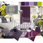 Decorating With Purple Bedroom Diy