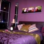 Decorating With Purple Bedroom Ideas Color