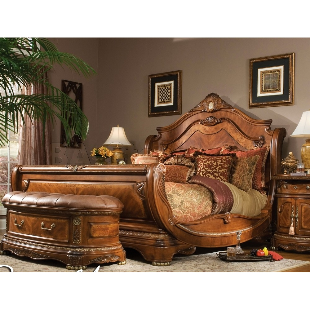 Image of: Decoration Aico Bedroom Set