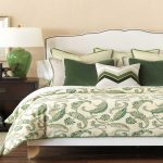 Decorative Pillows For Bed Green