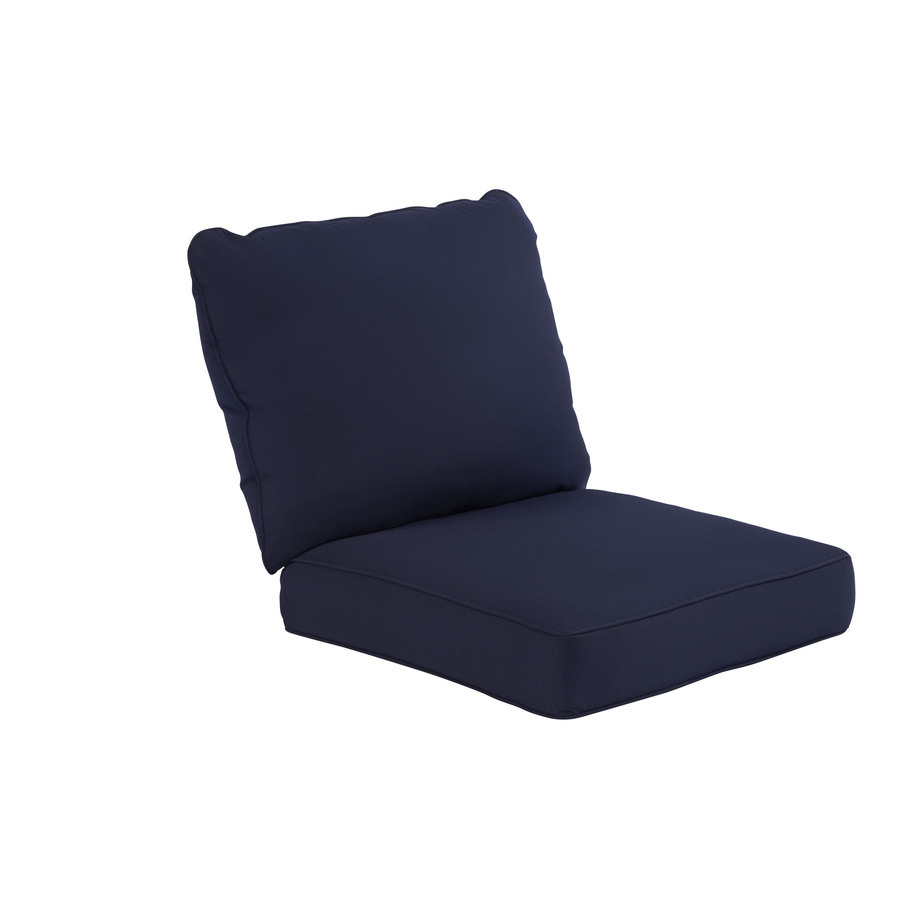 Image of: Deep Seat Outdoor Rocking Chair Cushions