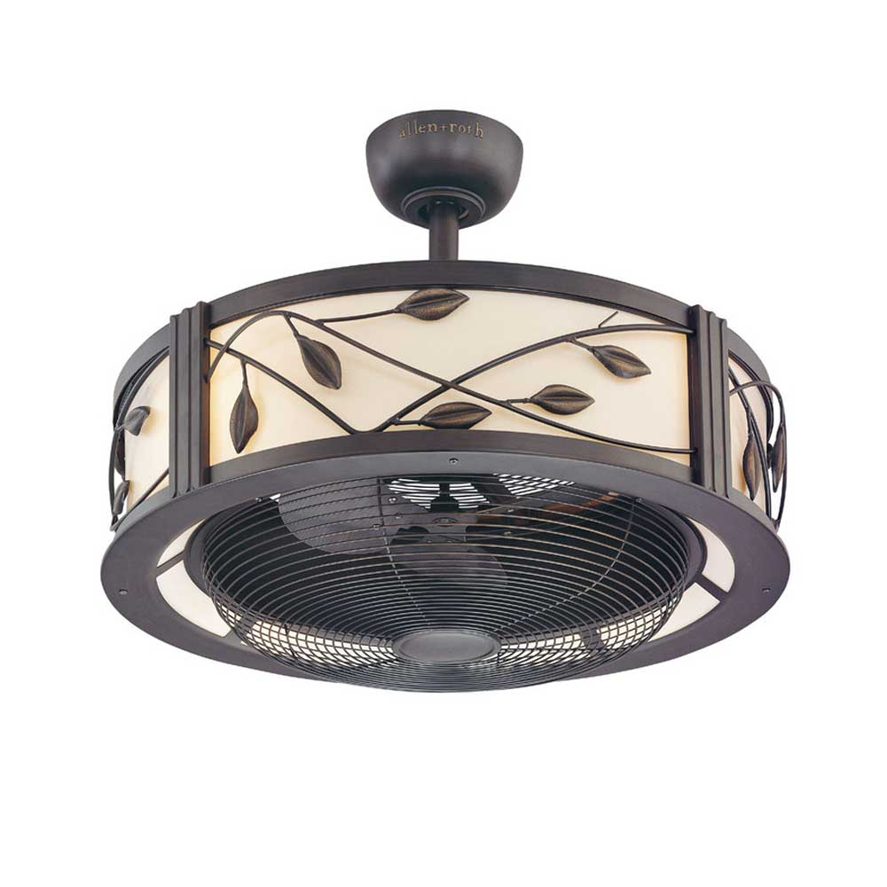 design bladeless ceiling fan