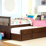 Design Kids Bed With Trundle