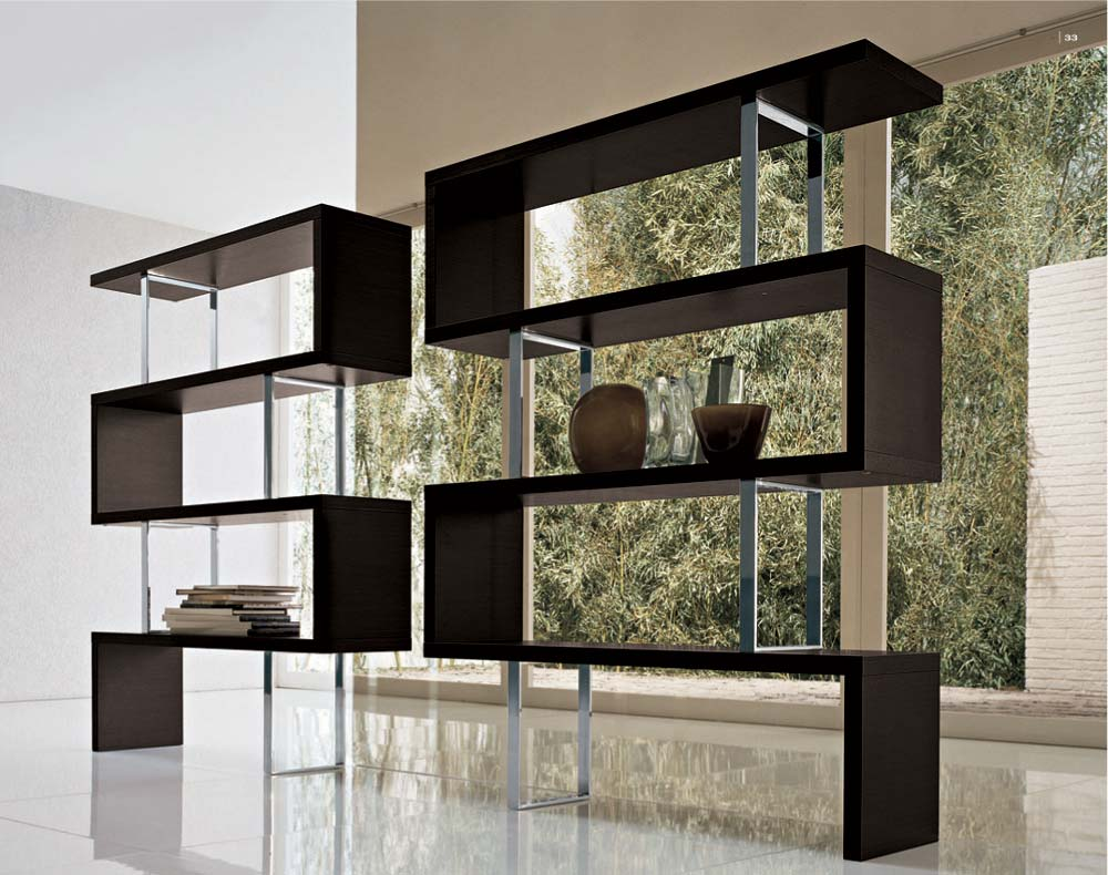 Image of: Design Modern Bookcase