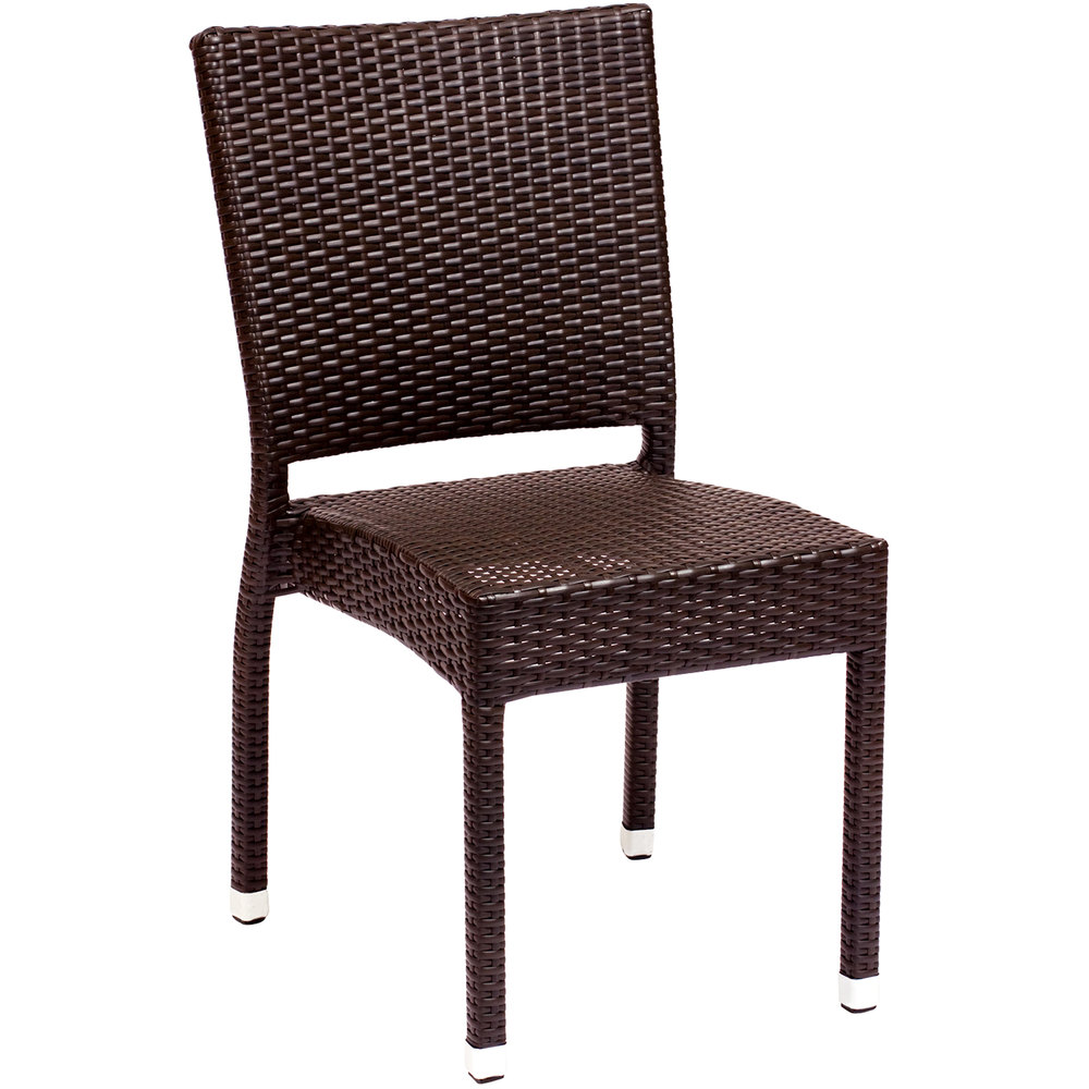 Image of: design stackable patio chairs
