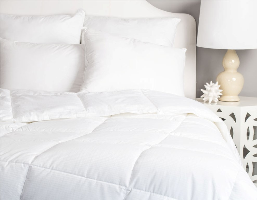 Image of: difference between duvet and comforter difference
