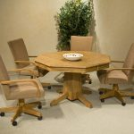 Dining Room Chairs With Casters Design