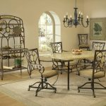 Dining Room Chairs With Casters Style