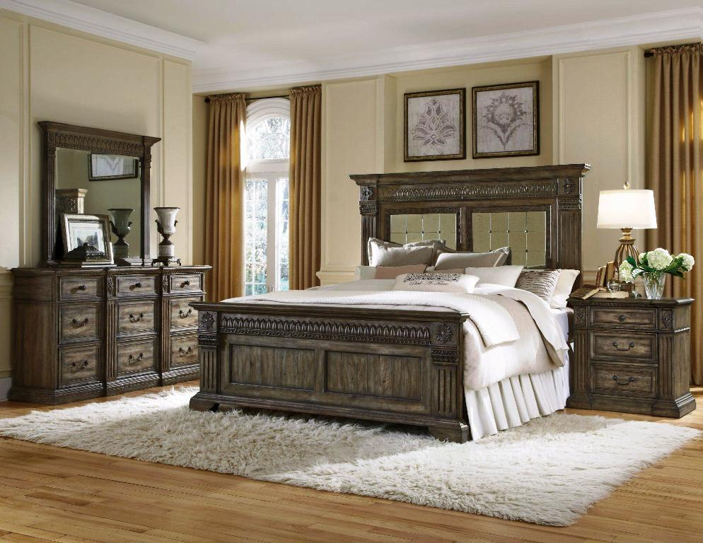 Image of: Discontinued Pulaski Bedroom Furniture