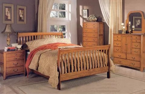 Image of: Distressed Bedroom Furniture Diy