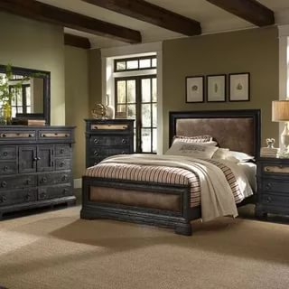 Image of: Distressed Bedroom Furniture Ideas