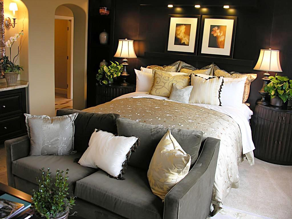 Image of: Diy Romantic Bedroom Decorating Ideas