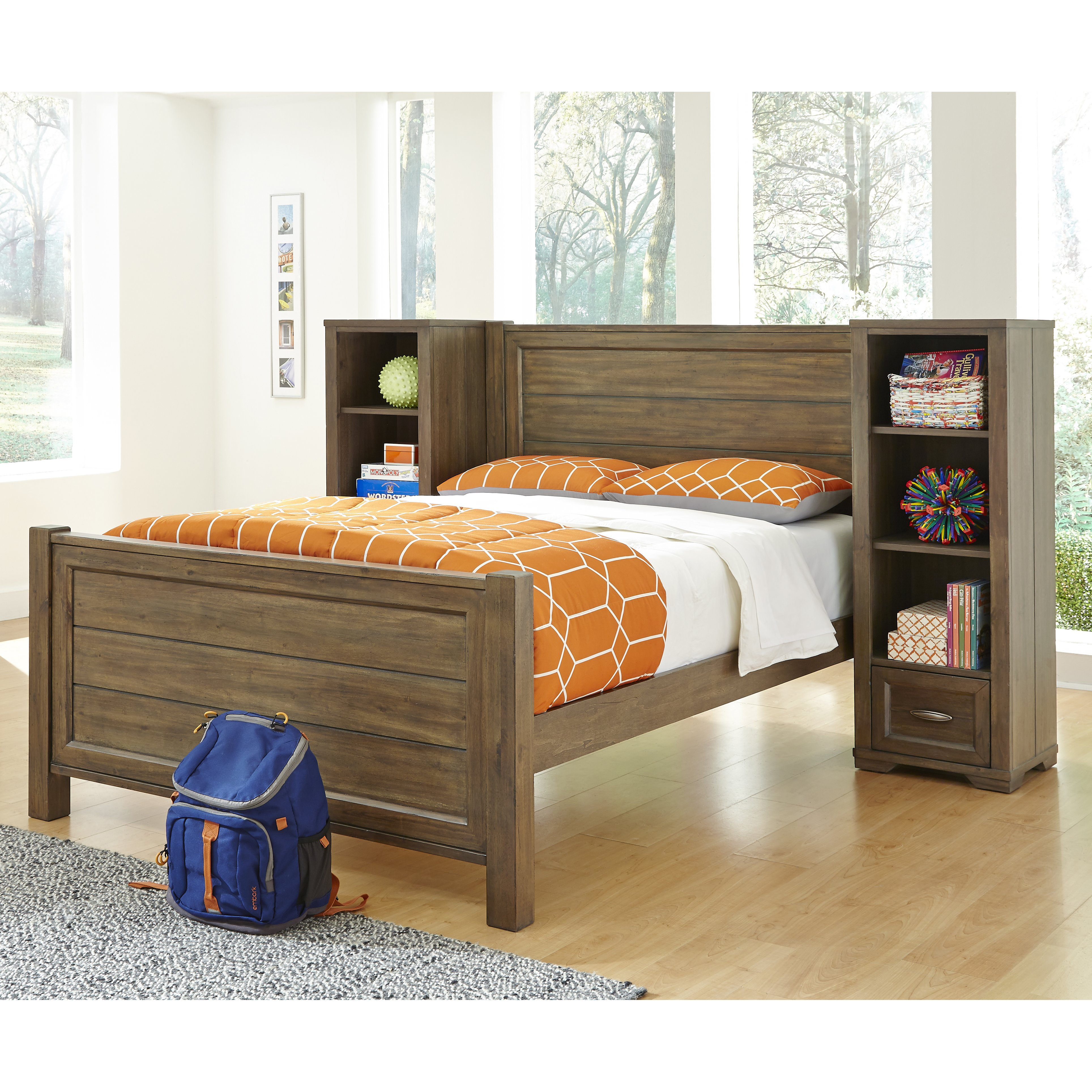 Image of: Driftwood Bedroom Furniture Uk