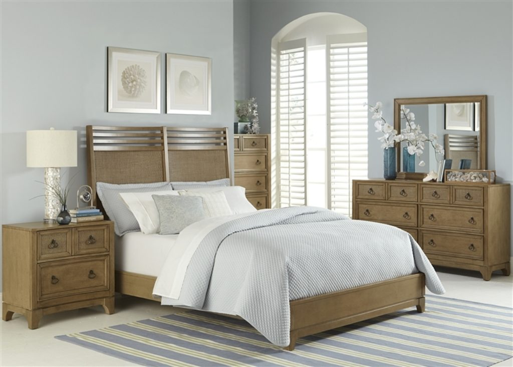 Image of: Driftwood Grey Bedroom Furniture