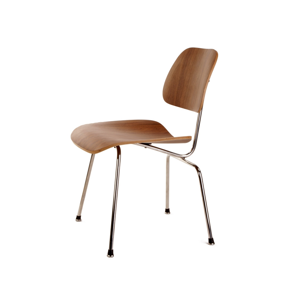 Image of: Eames Dining Chair Dimensions