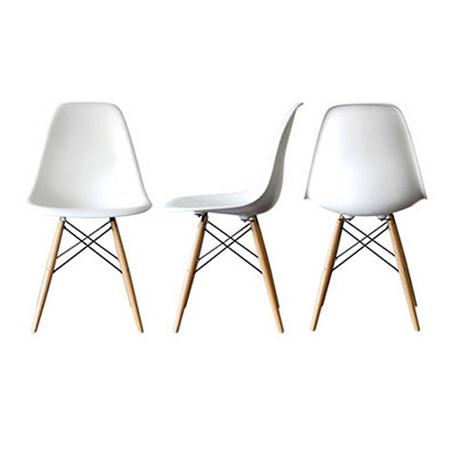 Image of: Eames Dining Chair