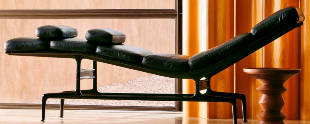 Image of: eames lounge chair base