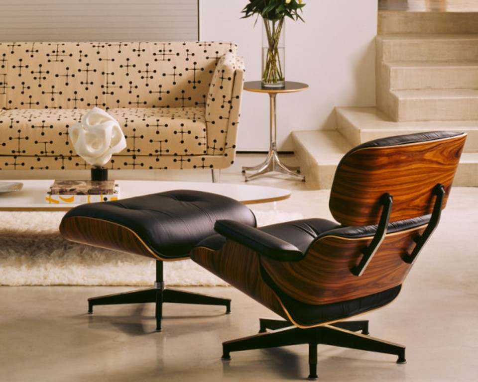eames lounge chair blueprints