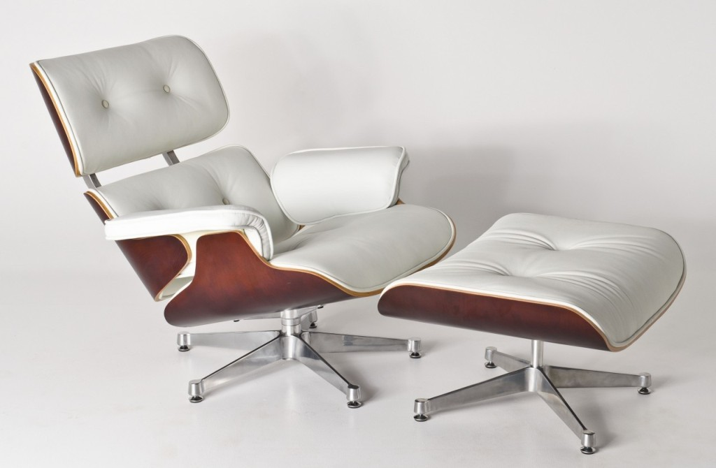 Image of: cute eames lounge chair replica
