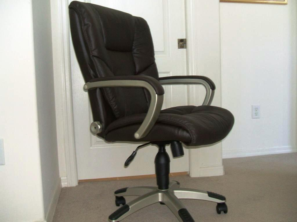 Image of: eames office chair black