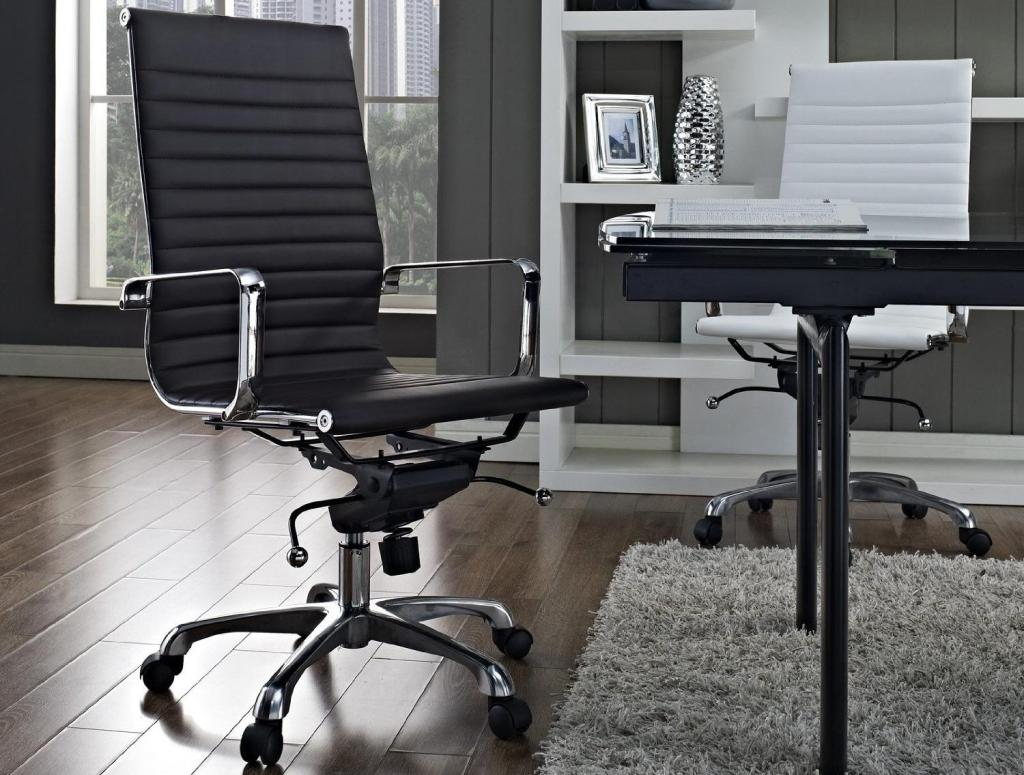 Image of: eames office chair original