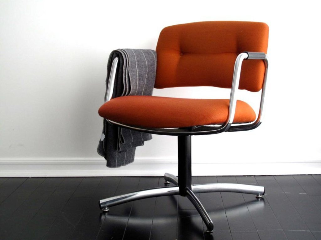 Image of: eames office chair vintage