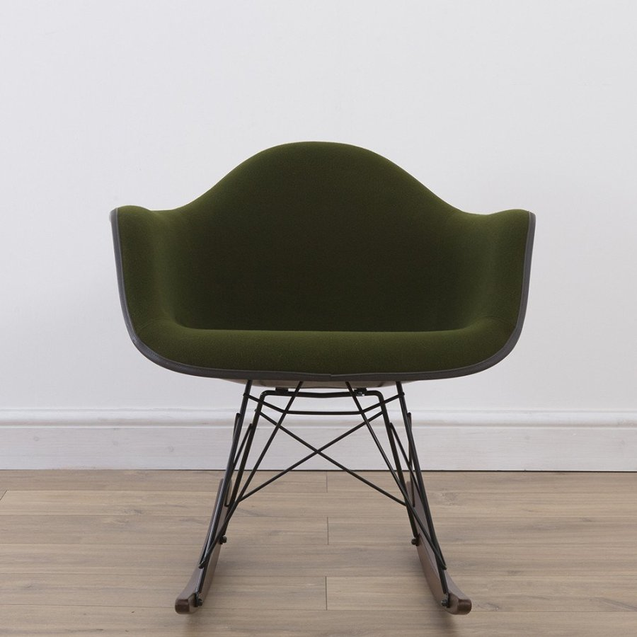 Image of: eames rocking chair images