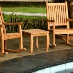 earth products tall directors chair