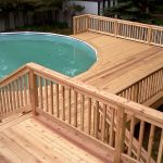 Easy Decks for Above Ground Pools