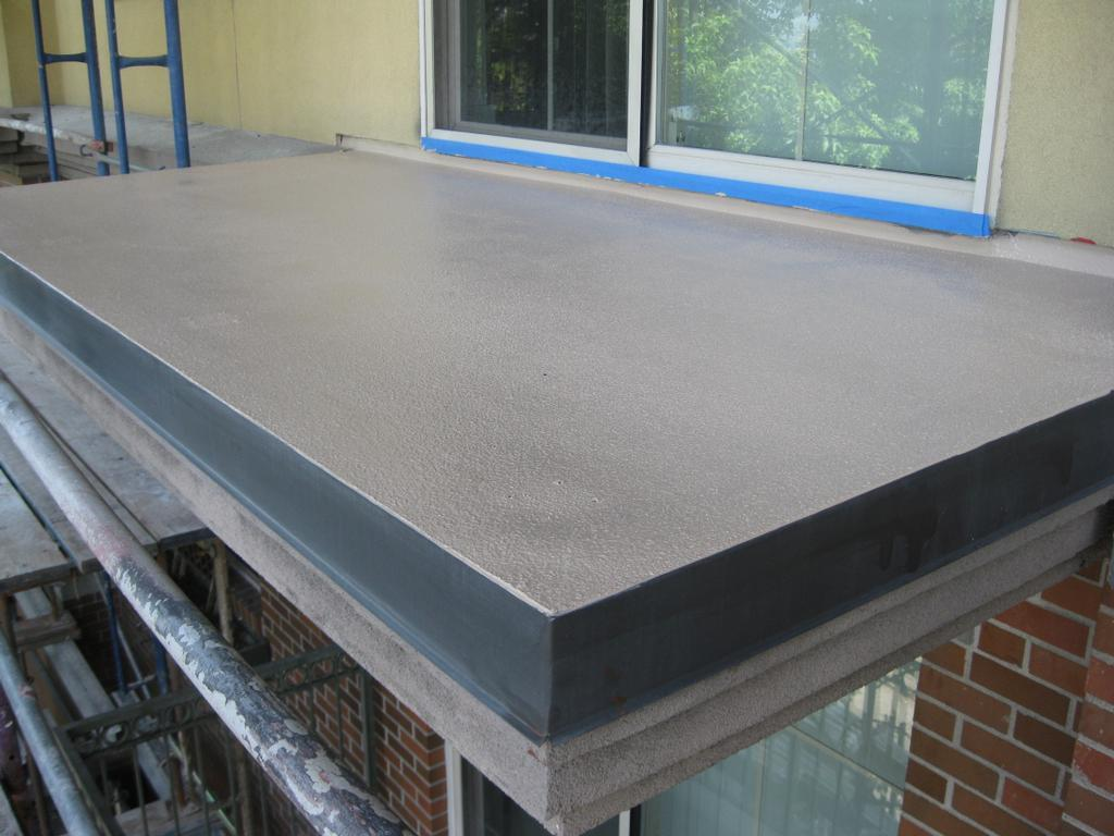 Elastomeric Deck Coating Colors