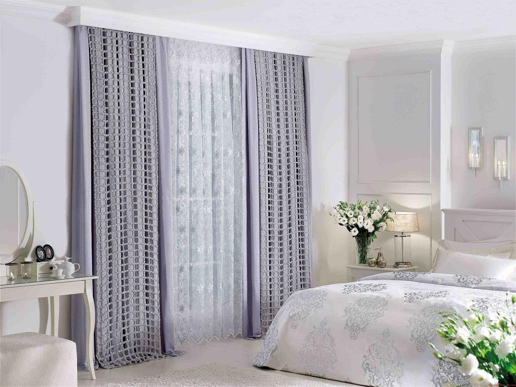 Image of: Elegant Window Treatment Ideas for Bedroom