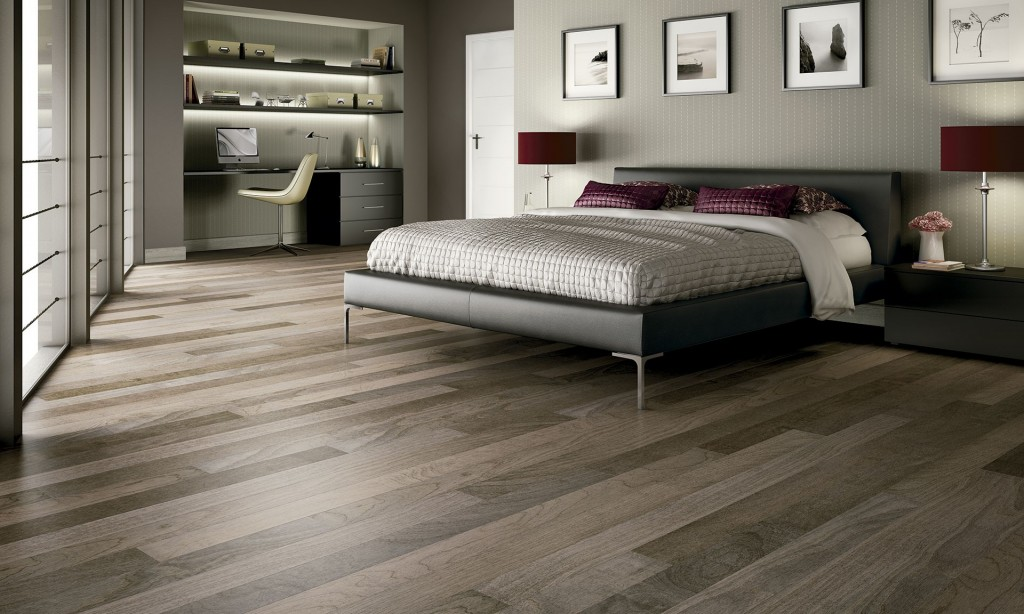 Image of: engineered hardwood floors bedroom