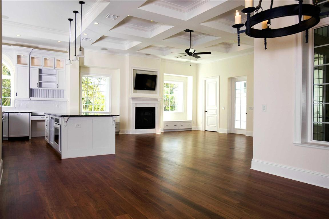 Image of: engineered hardwood floors ideas