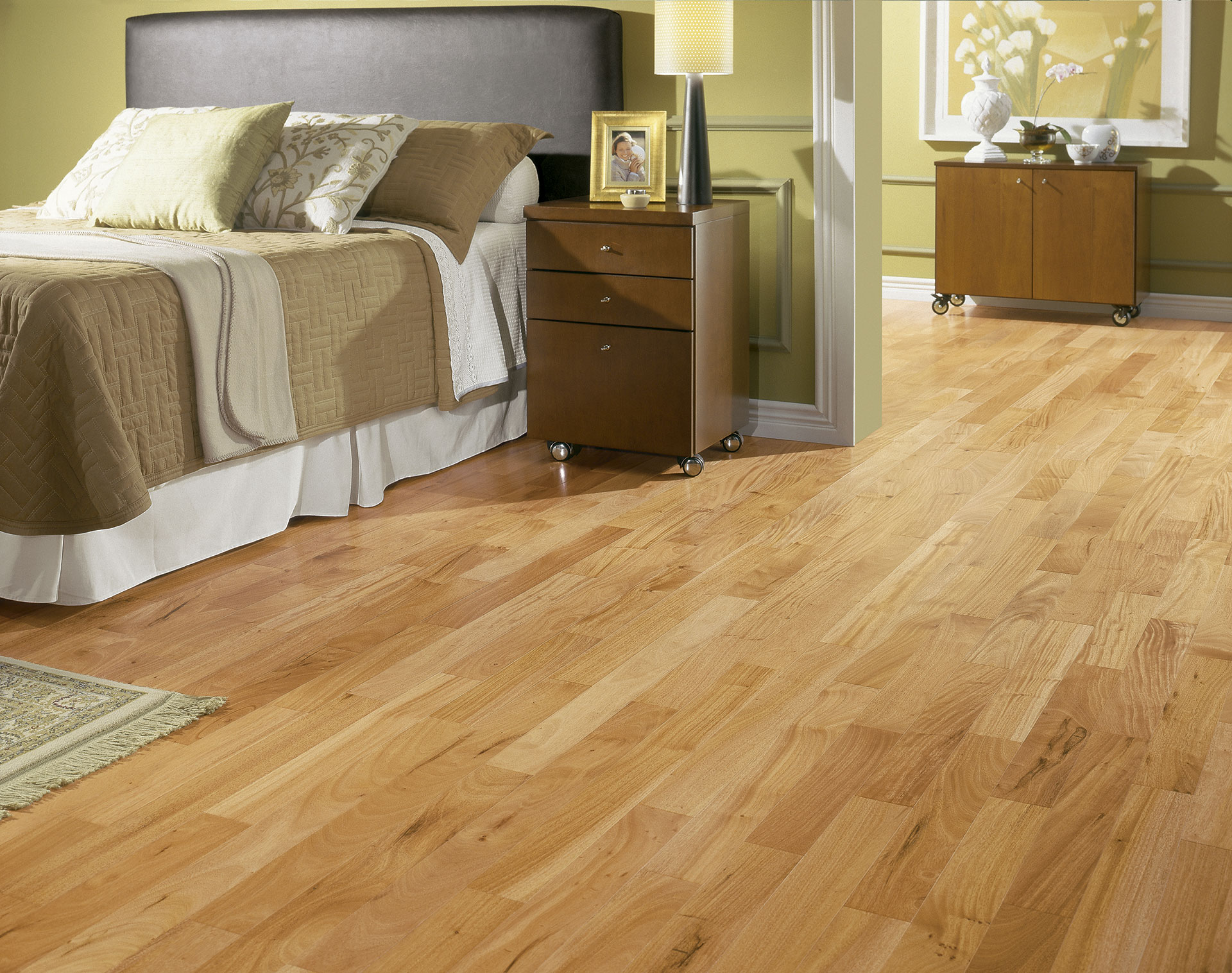 Image of: engineered hardwood floors room