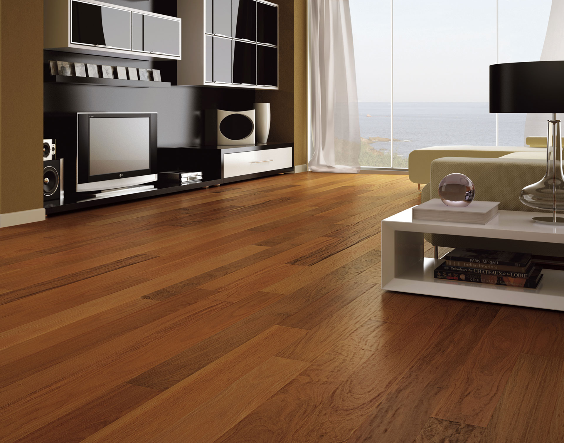 Image of: engineered wood floors design