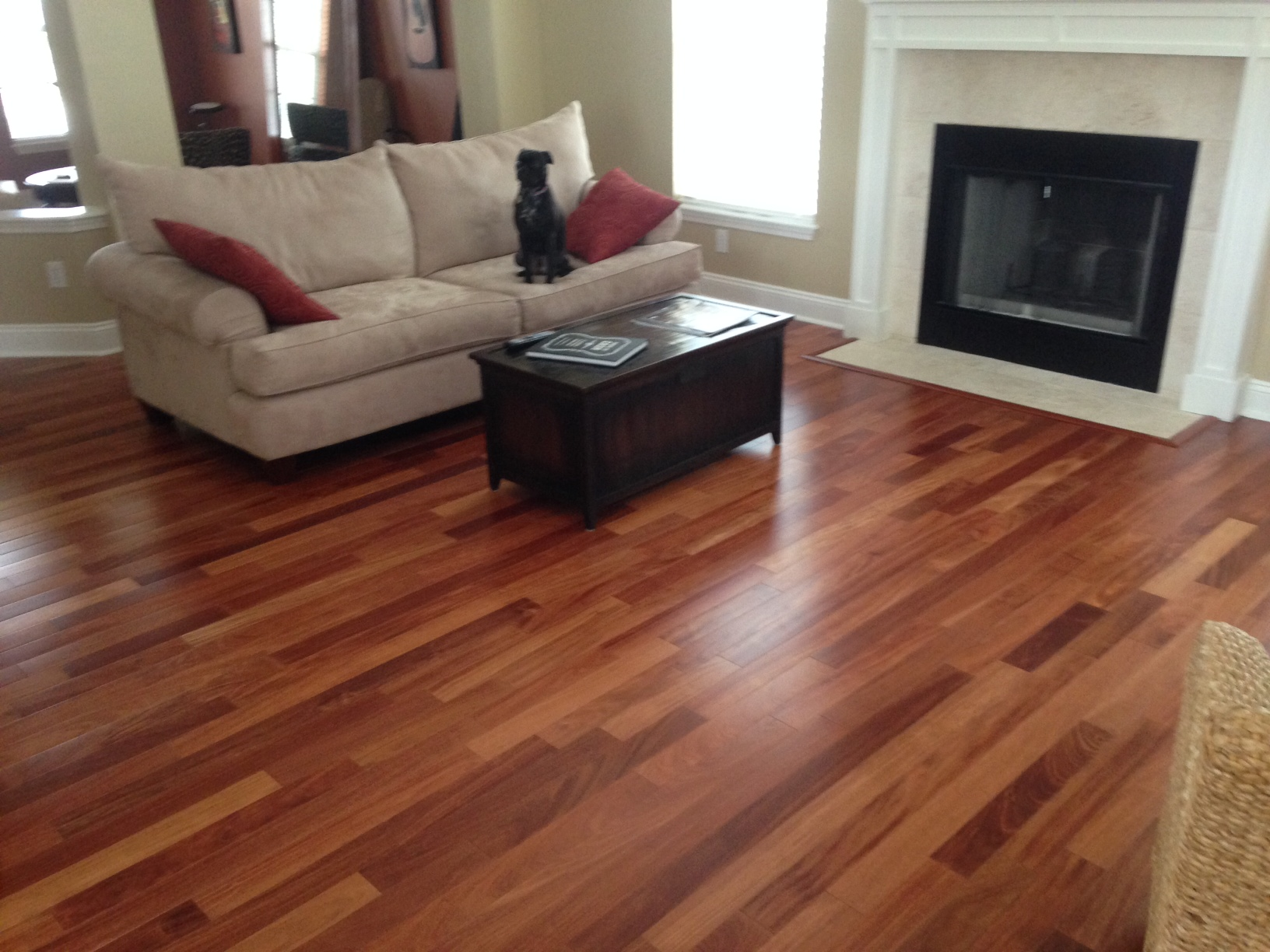 Image of: engineered wood floors style